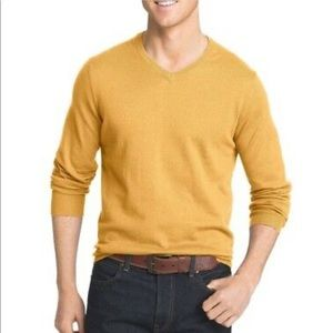 🆕 Izod V Neck Pullover - Sz Large